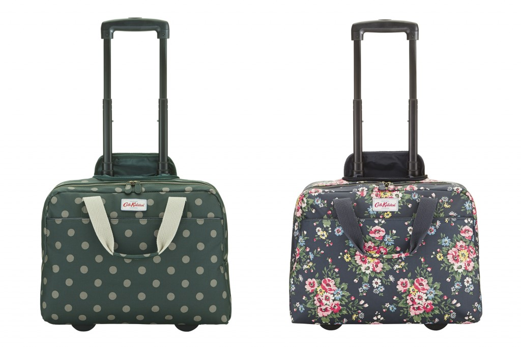 CATH KIDSTON AW14_BAG_WHEELED BUSINESS BAG