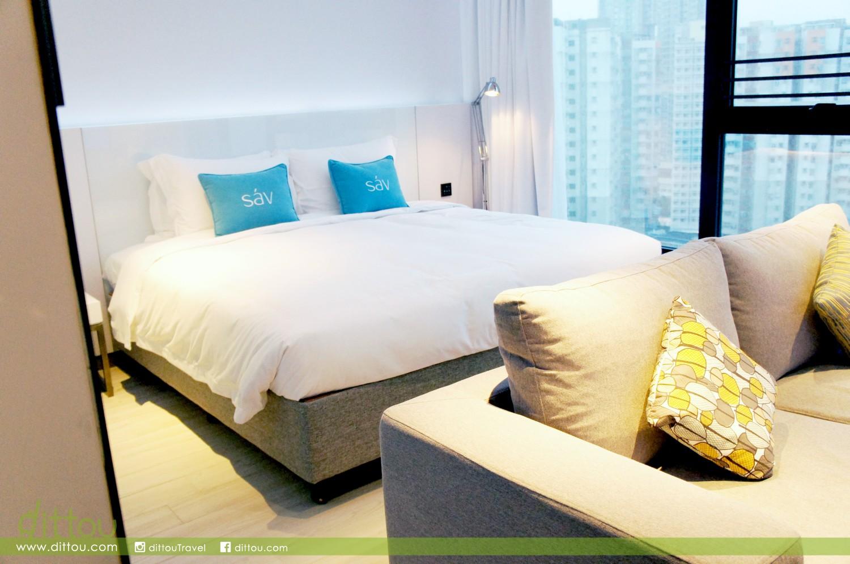 逸 • 酒店 Hotel sáv 自助餐廳 Palette