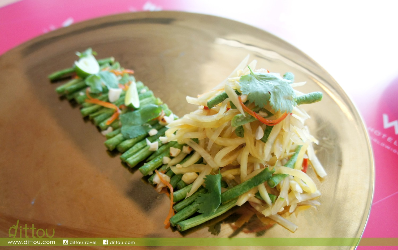 泰國木瓜沙律