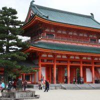 平安神宮 ©Yasufumi Nishi/©JNTO
