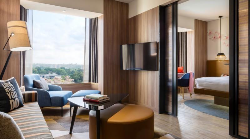 新加坡東陵今旅酒店