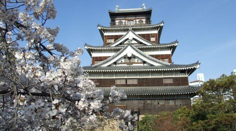 廣島城 ©Hiroshima Convention & Visitors Bureau