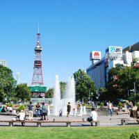 札幌大通公園 © Y.Shimizu/© JNTO