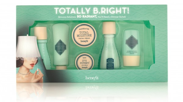 Benefit Totally b.right 煥采水凝護膚套裝 - HK$190