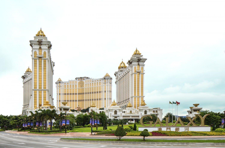 澳門銀河綜合渡假城 Galaxy Macau