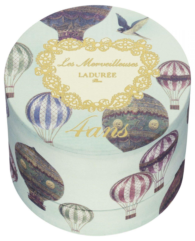 LM LADUREE Spring II - Mini Rose Box_Hot Air Balloon