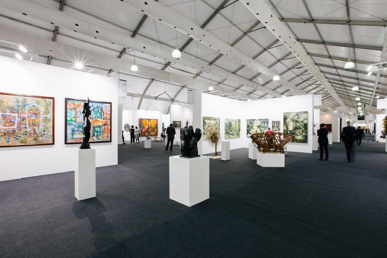 Art Central 2016 - Interior
