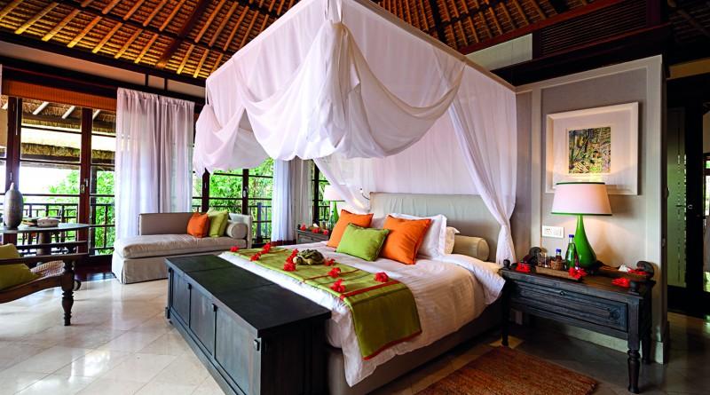 Fregate Island Private - Master Bedroom