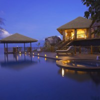 Fregate Island Private - Private Pool Twin residence