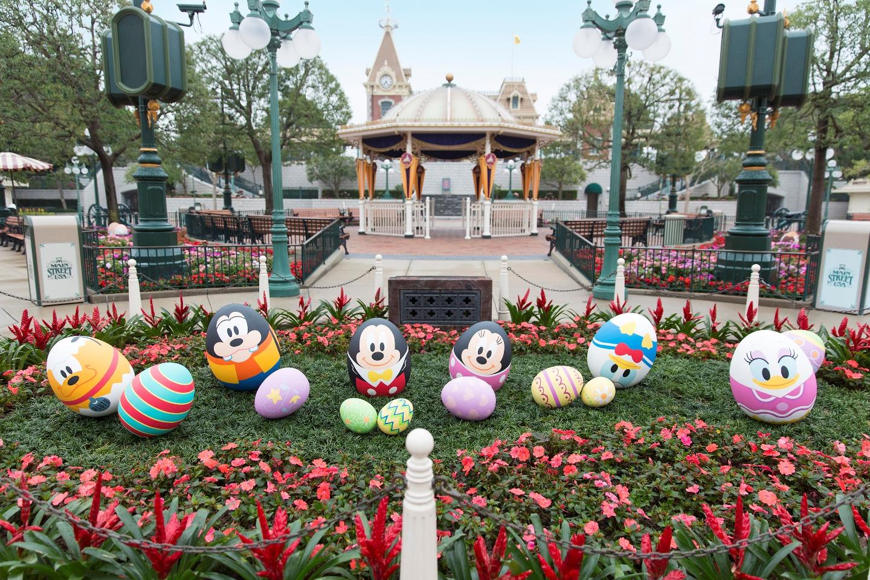 迪士尼花蛋節