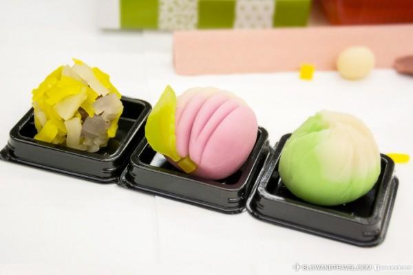 零難度和菓子體驗