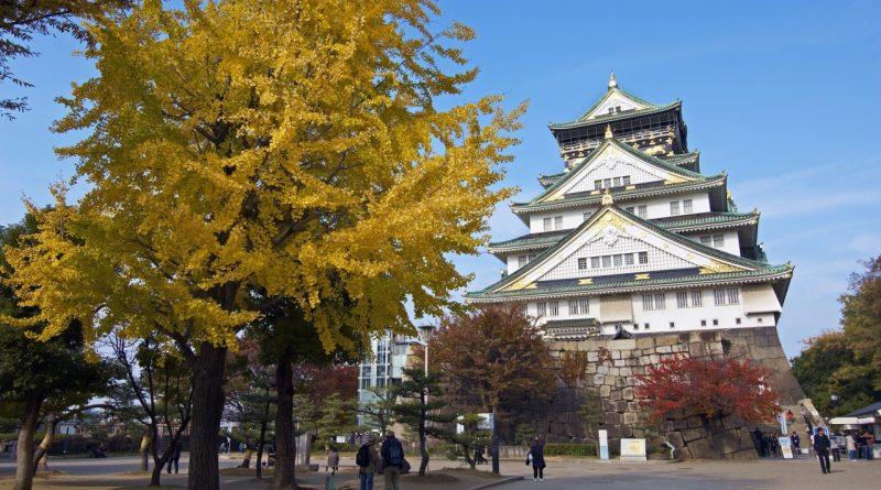 大阪城 ©Osaka Government Tourism Bureau/©JNTO