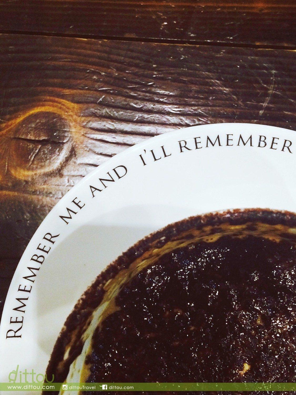 你記得我,我就會記得你。(笑)