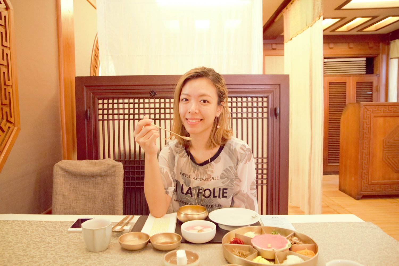 韓國宮廷料理:石坡廊