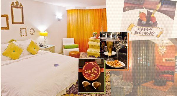 【旅居香港】#3 帝樂文娜公館 The Luxe Manor