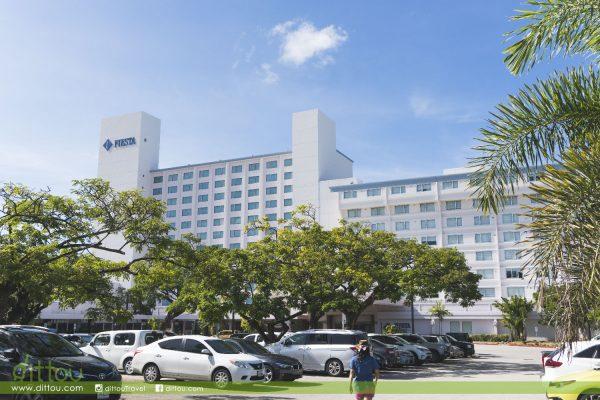 享受杜夢灣的水清沙幼:Fiesta Resort Guam