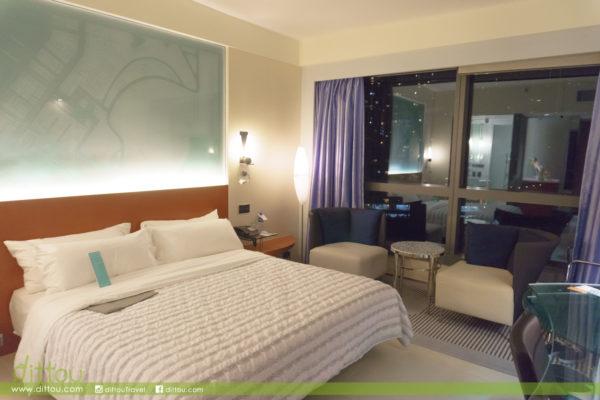 【旅居香港】#5 數碼港艾美酒店 Le Méridien Cyberport Hotel