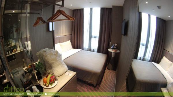 【旅居香港】#6 荃灣絲麗酒店 Silka Tsuen Wan