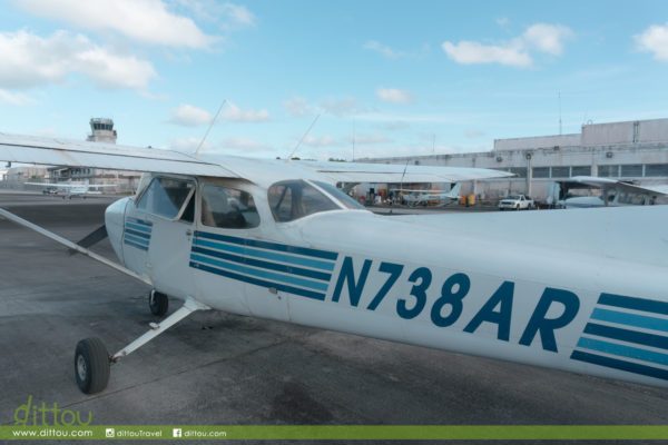 關島 Sky Guam Aviation 我的飛行駕駛初體驗