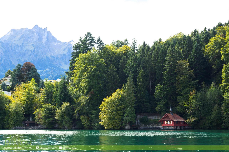 【瑞士住宿】在龍之丘看琉森湖日出 - Mt Pilatus Hotel Bellevue