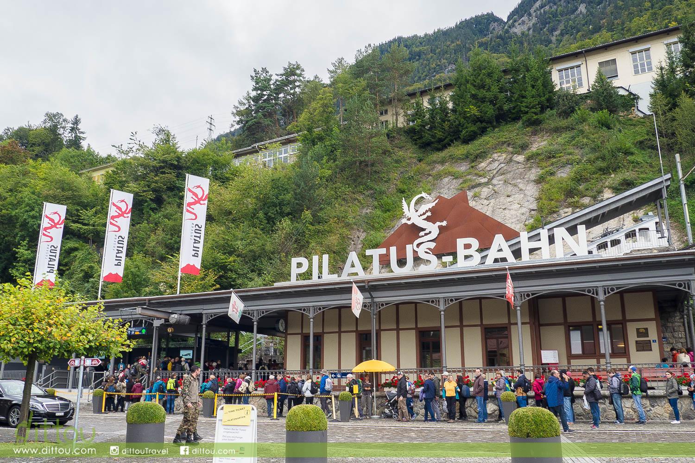 【瑞士遊】名不虛傳的皮拉圖斯黃金之旅