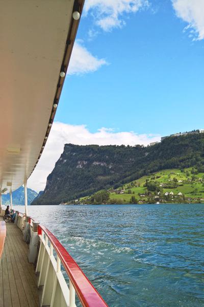 【瑞士遊記】琉森湖小鎮風光與最陡峭齒軌鐵路|名不虛傳的皮拉圖斯黃金之旅