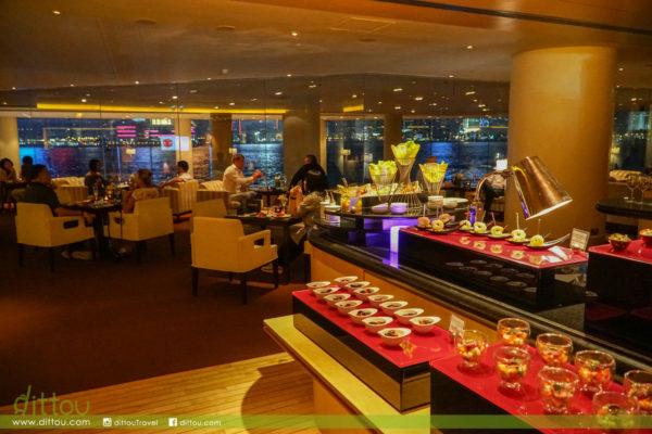 【旅居香港】#8 香港洲際酒店 InterContinental Hong Kong (下)