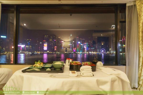 【旅居香港】#8 香港洲際酒店 InterContinental Hong Kong (上)