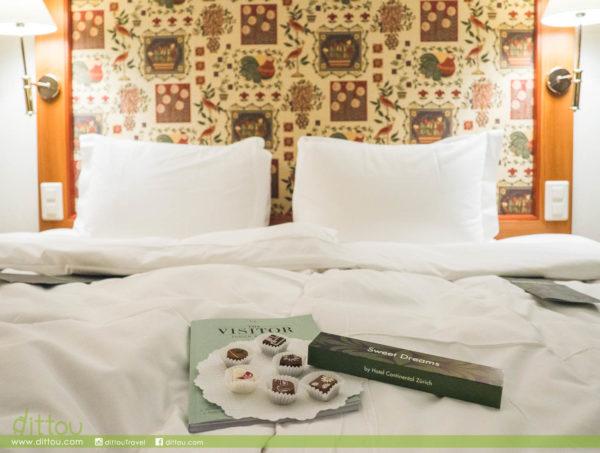 【瑞士住宿】不愛時尚愛古典:Hotel Continental Zurich – MGallery by Sofitel