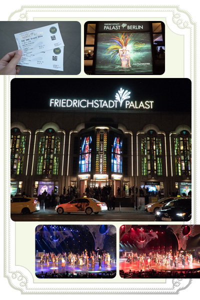 [柏林] 在東德最後一個劇院,看歐洲最昂貴的馬戲表演!