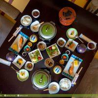 【登別住宿】早餐和晚餐也享受部屋食 - 御やど清水屋