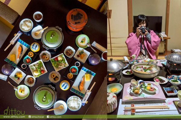 【登別住宿】早晚餐也享受部屋食 – 御やど清水屋