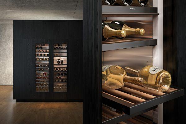 收藏與展示並存 Gaggenau Vario 400冷藏裝置