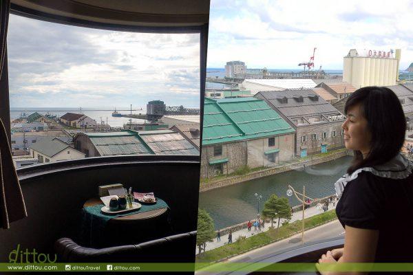 電影銀幕般的小樽美景!躍升心中第一位的溫泉旅館【運河之宿 小樽古川】