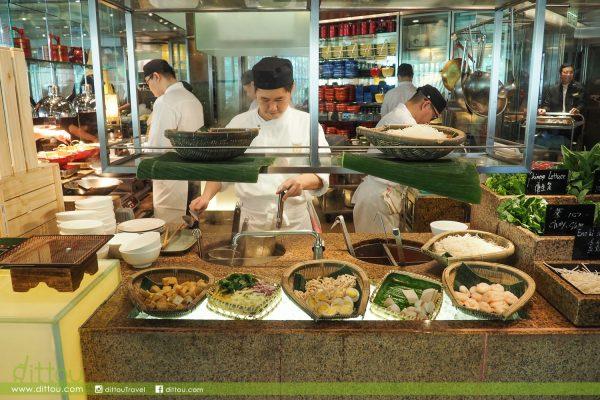 來自吉隆坡的地道風味!cafe TOO「嚐味馬來西亞」自助餐