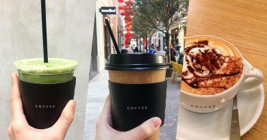 【中環女子的啡療圖鑑 #10】omotesando koffee : 謝謝你一直都在