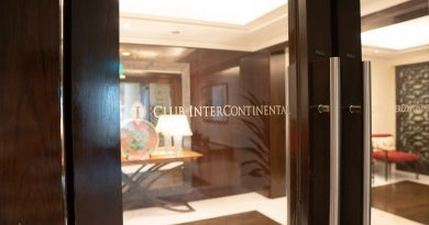 【要不住進商場吧?】Intercontinental Singapore (新加坡洲際酒店) Club Intercontinental