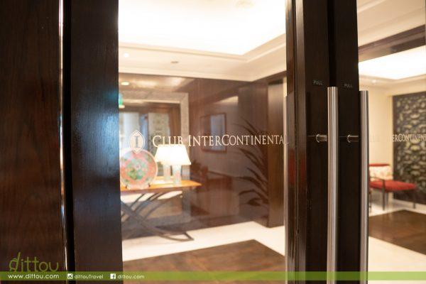 【要不住進商場吧?】Intercontinental Singapore (新加坡洲際酒店) Club Intercontinental