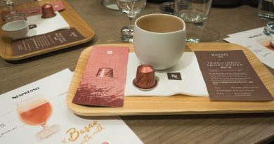 體驗咖啡及茶藝文化之美!NESPRESSO x BASAO獨門「鴛鴦」大師班
