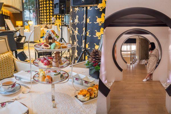 【Spa & Afternoon Tea】寵愛自己的兩種方式 上海新天地朗廷酒店