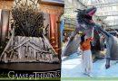 登鐵王座 異鬼冰龍現身 《權力遊戲》最終季主題展覽首登香港!