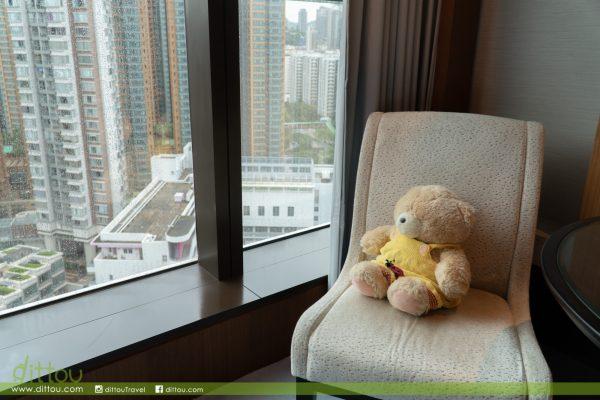 【旅居香港】#12 香港嘉里酒店 Kerry Hotel Hong Kong