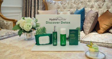 淨化保護隔離 HydroPeptide建立肌膚三重防線