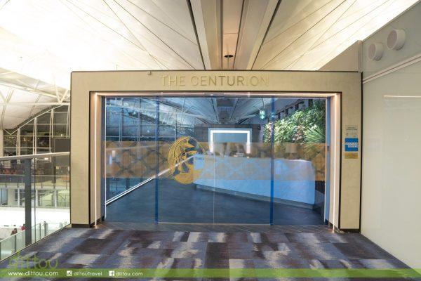 【香港】American Express Centurion Lounge Hong Kong