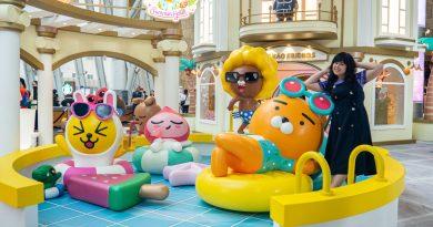 KAKAO FRIENDS SUMMER HOTEL 今個盛夏朗豪坊開業!
