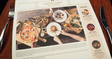 西班牙煮「意」!Supergiant夏日限定意式菜單
