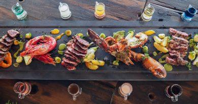 Grill Party首選!hEat六呎超長型海鮮牛扒燒烤拼盤登場