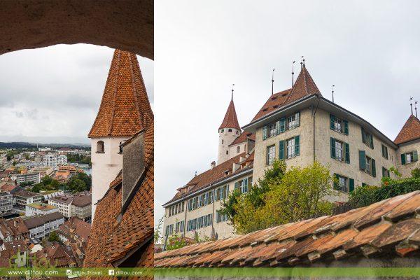 【瑞士住宿】和圖恩城堡的偶遇 – Restaurant & Hotel Schlossberg, Thun(下)