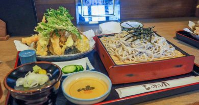 【日本長瀞】月石紅葉公園周邊美食推薦 | 文吉蕎麦 もみの木