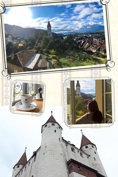【瑞士住宿】和圖恩城堡的偶遇 – Restaurant & Hotel Schlossberg, Thun(上)
